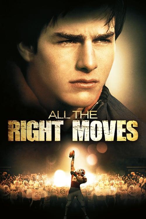 ดูหนังออนไลน์ฟรี All the Right Moves (1983) อย่าทิ้งฝันไว้ปลายทาง