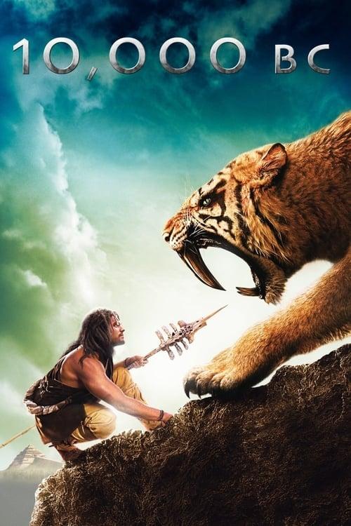 ดูหนังออนไลน์ฟรี 10,000 BC (2008) บุกอาณาจักรโลก 10,000 ปี