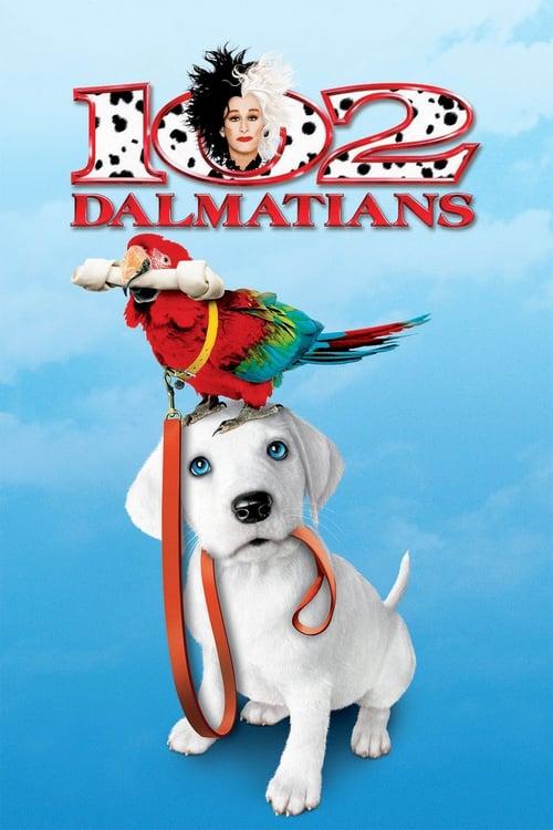 ดูหนังออนไลน์ฟรี 102 Dalmatians (2000) 102 จุดจุ้น วุ่นเกินร้อย