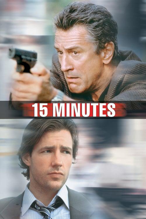 ดูหนังออนไลน์ฟรี 15 Minutes (2001) คู่อำมหิต ฆ่าออกทีวี