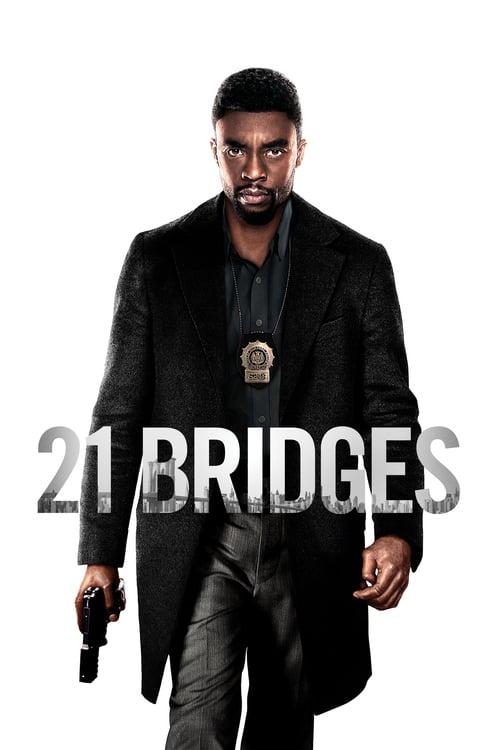 ดูหนังออนไลน์ฟรี 21 Bridges (2019) เผด็จศึกยึดนิวยอร์ก