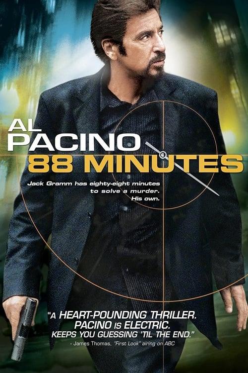 ดูหนังออนไลน์ฟรี 88 Minutes (2007) 88 นาที ผ่าวิกฤตเกมส์สังหาร