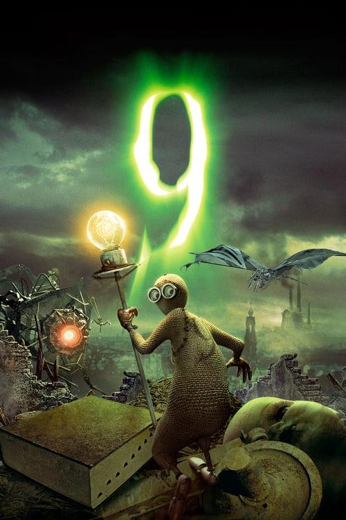 ดูหนังออนไลน์ฟรี 9 (2009) ซูเปอร์ไนน์ อัจฉริยะพลิกโลก