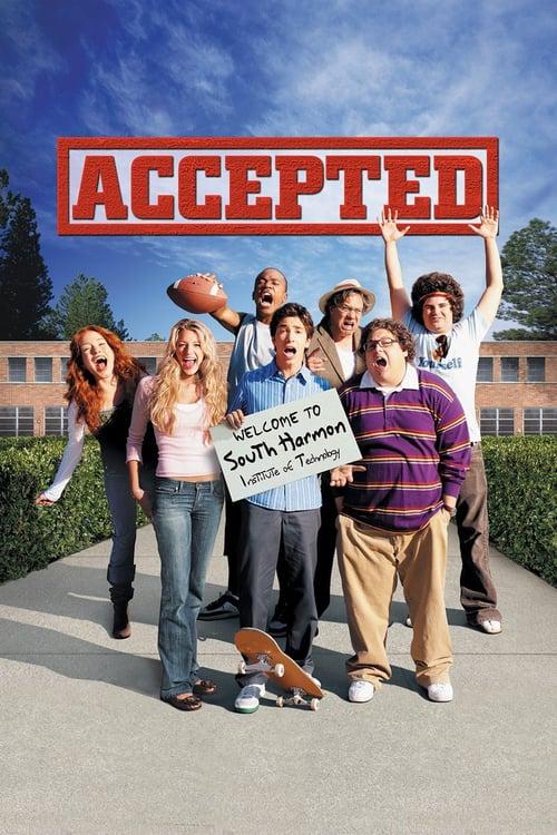 ดูหนังออนไลน์ฟรี Accepted (2006) จิ๊จ๊ะ มหาลัยคนรักแห้ว