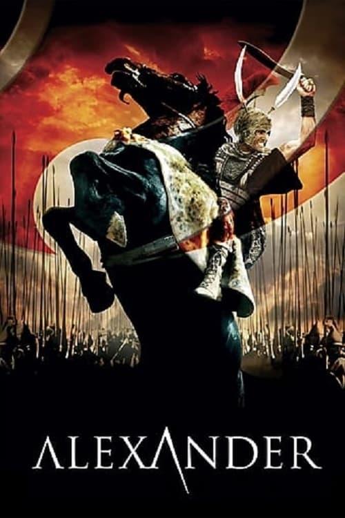 ดูหนังออนไลน์ฟรี Alexander (2004) อเล็กซานเดอร์ มหาราชชาตินักรบ