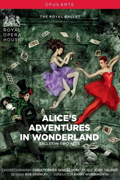 ดูหนังออนไลน์ฟรี Alices Adventures in Wonderland (2011) (Royal Opera House)