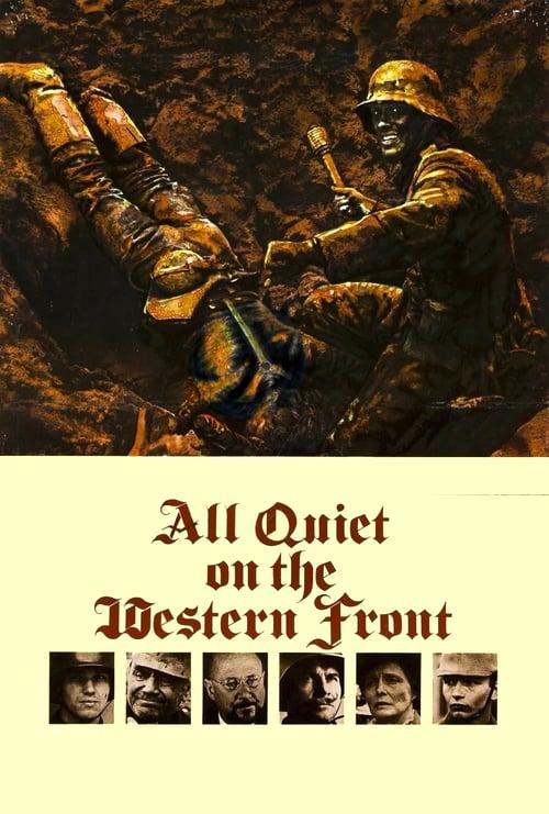 ดูหนังออนไลน์ฟรี All Quiet on the Western Front (1979) แนวรบด้านตะวันตกเหตุการณ์ไม่เปลี่ยนแปลง