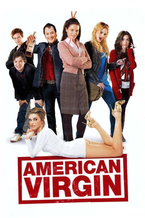 ดูหนังออนไลน์ฟรี American Virgin (2009) สาวจิ้นอยากลองแอ้ม