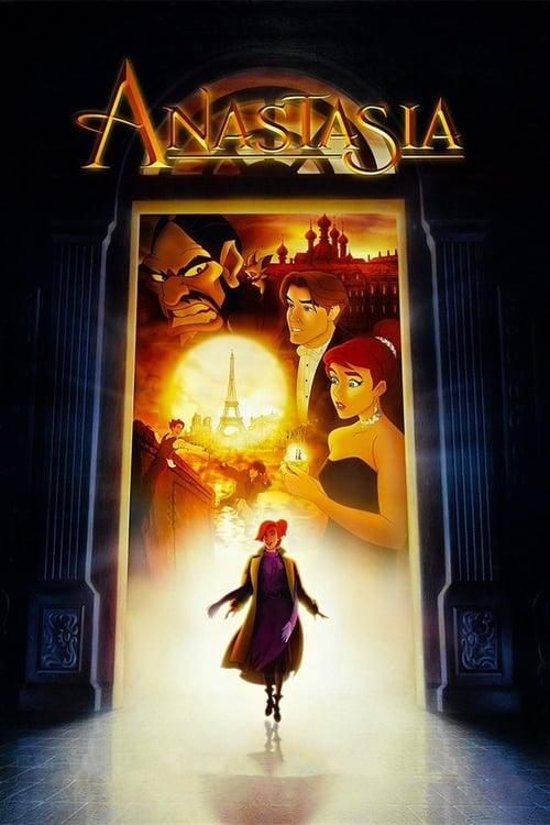 ดูหนังออนไลน์ฟรี Anastasia (1997) อนาสตาเซีย