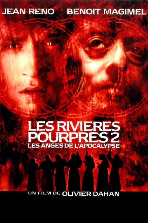 ดูหนังออนไลน์ฟรี Crimson Rivers 2: Angels of the Apocalypse (2004) สองอันตราย คัมภีร์มหากาฬ