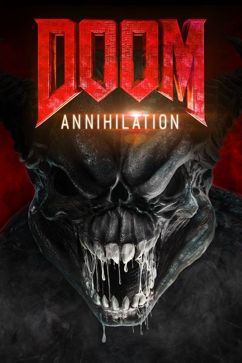 ดูหนังออนไลน์ฟรี Doom: Annihilation (2019) ดูม 2 สงครามอสูรกลายพันธุ์
