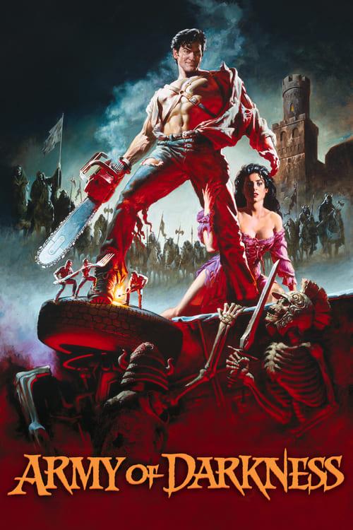 ดูหนังออนไลน์ฟรี Army of Darkness (1992) อภินิหารกองพันซี่โครง