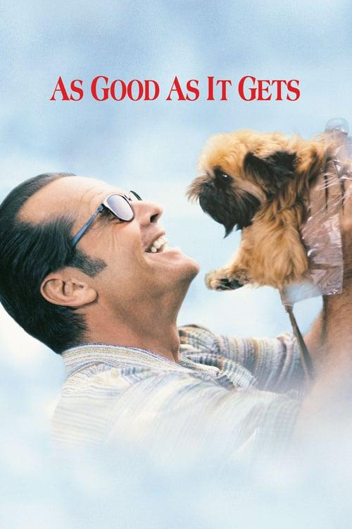 ดูหนังออนไลน์ฟรี As Good as It Gets (1997) เพียงเธอ..รักนี้ดีสุดแล้ว