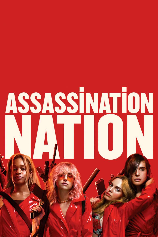 ดูหนังออนไลน์ฟรี Assassination Nation (2018) 4 สาวนองเลือด