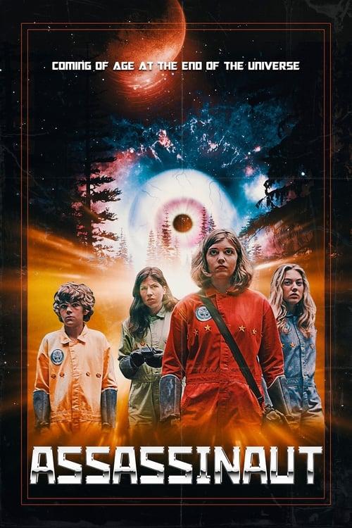 ดูหนังออนไลน์ฟรี Assassinaut (2019) สี่ผู้กล้าแห่งกาแล็คซี่