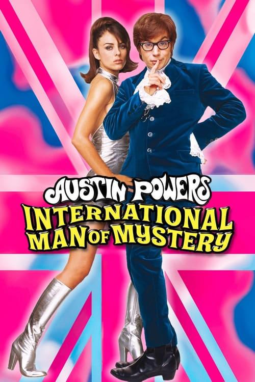 ดูหนังออนไลน์ฟรี Austin Powers 1 (1997) พยัคฆ์ร้ายใต้สะดือ