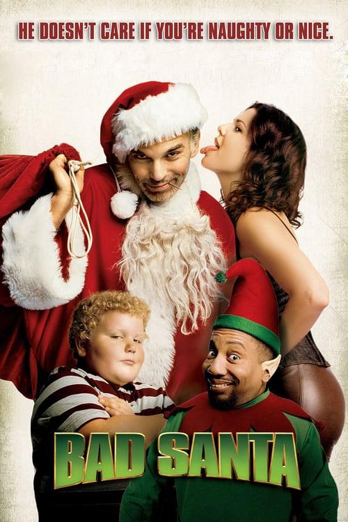 ดูหนังออนไลน์ฟรี Bad Santa (2003) แบดซานต้า ซานตาครอสจิตป่วน