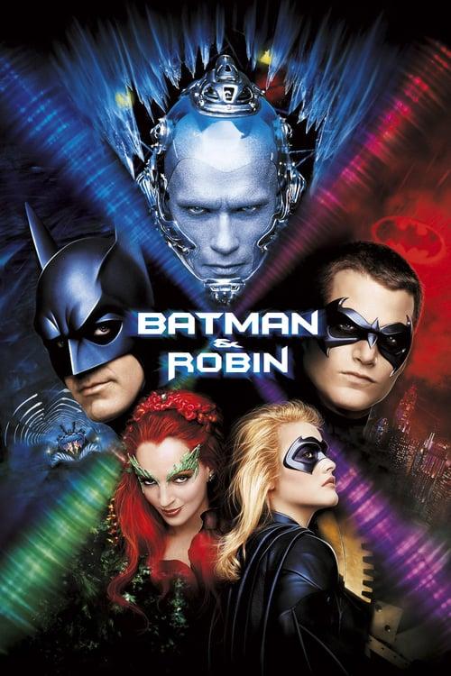 ดูหนังออนไลน์ฟรี Batman and Robin (1997) แบทแมน & โรบิน