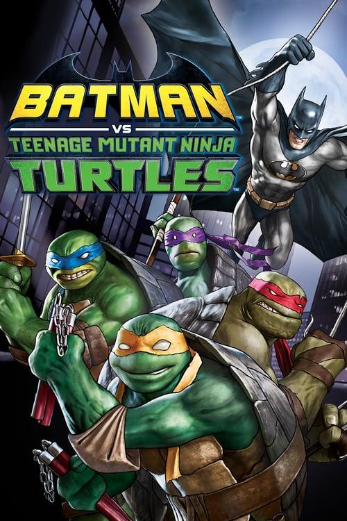 ดูหนังออนไลน์ฟรี Batman vs Teenage Mutant Ninja Turtles (2019) แบทแมน ปะทะ เต่านินจา