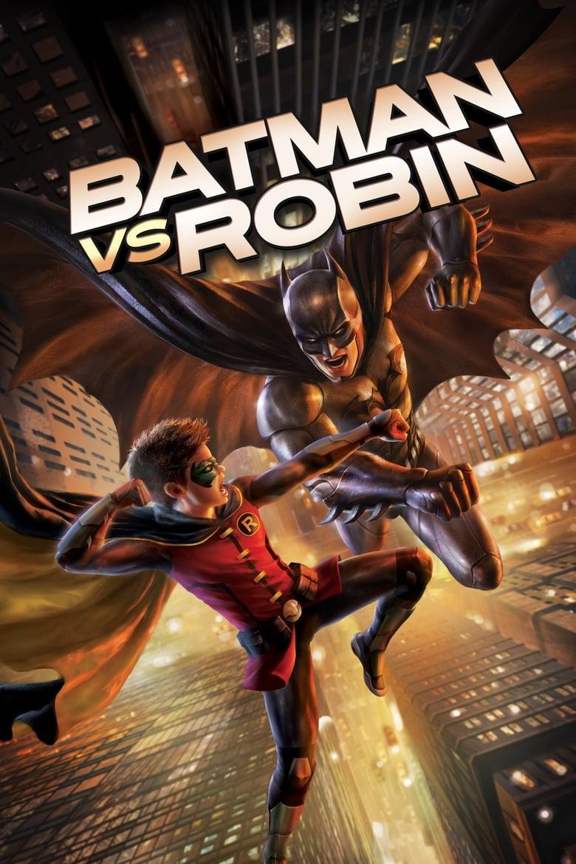 ดูหนังออนไลน์ฟรี Batman vs. Robin (2015) แบทแมน ปะทะ โรบิน