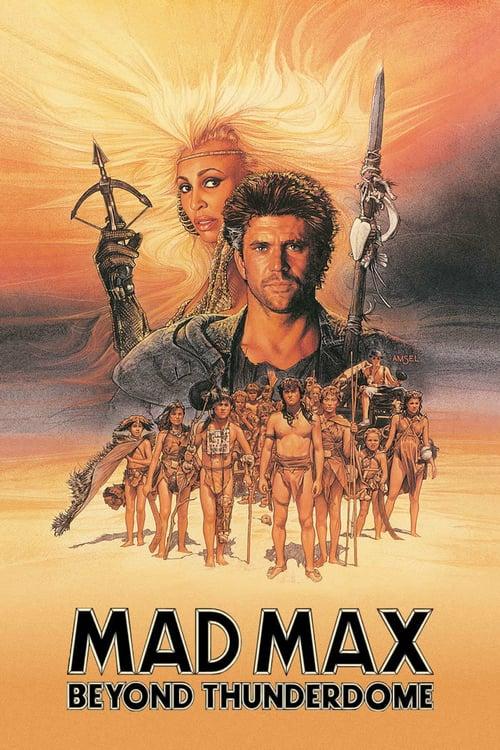 ดูหนังออนไลน์ฟรี Mad Max 3: Beyond Thunderdome (1985) แมดแม็กซ์ 3 : โดมบันลือโลก