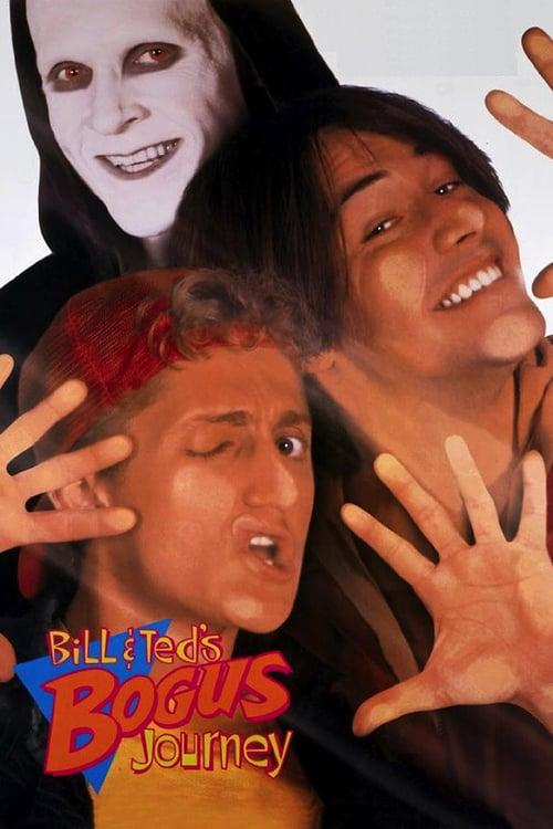 ดูหนังออนไลน์ฟรี Bill and Teds Bogus Journey (1991) บิลล์กับเท็ด ตอน สองหุ่นยนต์เขย่าโลก