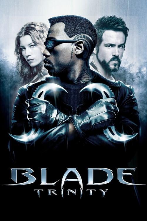 ดูหนังออนไลน์ฟรี Blade 3 Trinity (2004) เบลด อำมหิตพันธุ์อมตะ