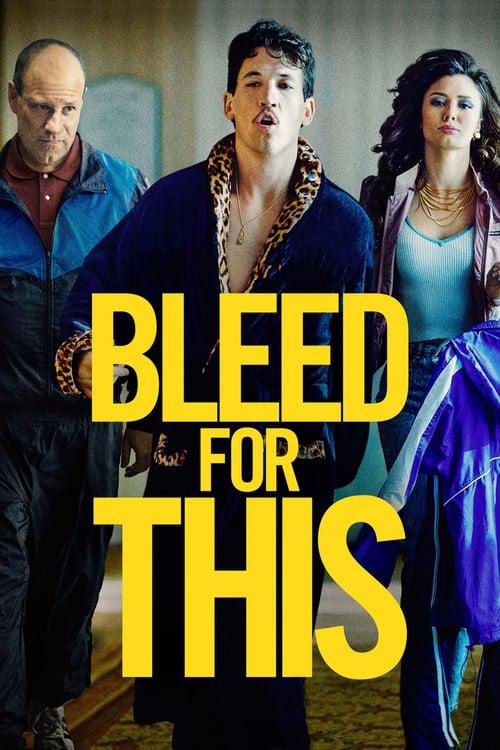 ดูหนังออนไลน์ฟรี Bleed for This (2016) คนระห่ำหมัดหยุดโลก