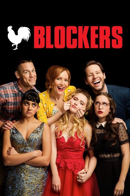 ดูหนังออนไลน์ฟรี Blockers (2018) บล็อคซั่มวันพรอมป่วน