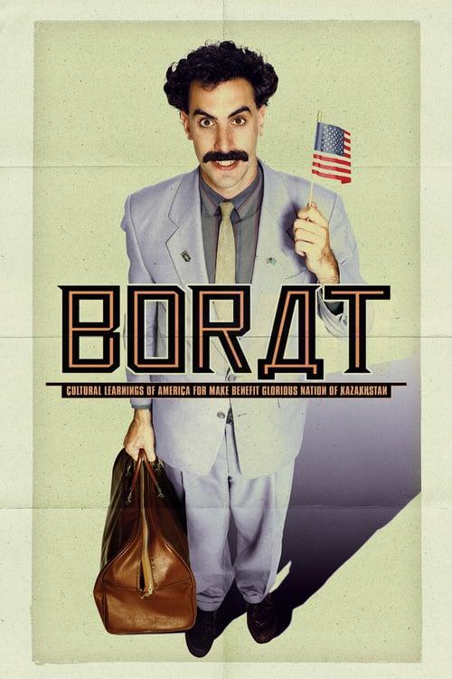 ดูหนังออนไลน์ฟรี Borat (2006) โบแร็ท กระจอกข่าวเปิ่น..ป่วนเมืองมะกัน