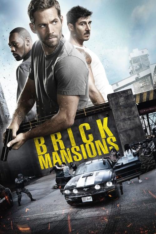 ดูหนังออนไลน์ฟรี Brick Mansions (2014) พันธุ์โดด พันธุ์เดือด