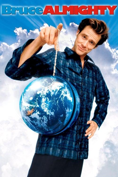 ดูหนังออนไลน์ฟรี Bruce Almighty (2003) 7 วันนี้ พี่ขอเป็นพระเจ้า