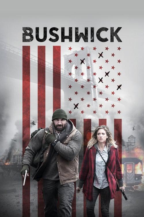 ดูหนังออนไลน์ฟรี Bushwick (2017) สู้ยึดเมือง