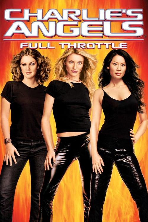 ดูหนังออนไลน์ฟรี Charlies Angels 2 (2003) นางฟ้าชาร์ลี 2 : เสน่ห์เข้มทะลุพิกัด