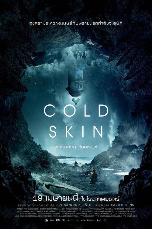 ดูหนังออนไลน์ฟรี Cold Skin (2017) พรายนรก ป้อมทมิฬ