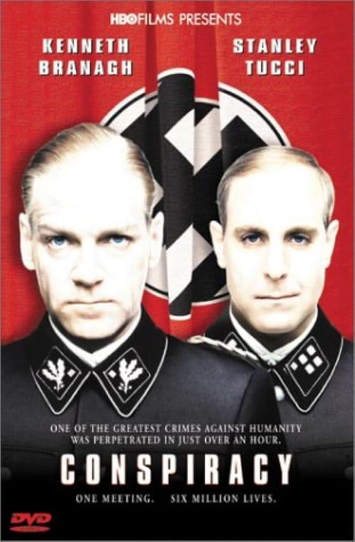 ดูหนังออนไลน์ฟรี Conspiracy (2001) แผนลับดับทมิฬ (ซับไทย)