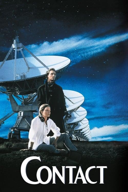 ดูหนังออนไลน์ฟรี Contact (1997) อุบัติการสัมผัสห้วงอวกาศ