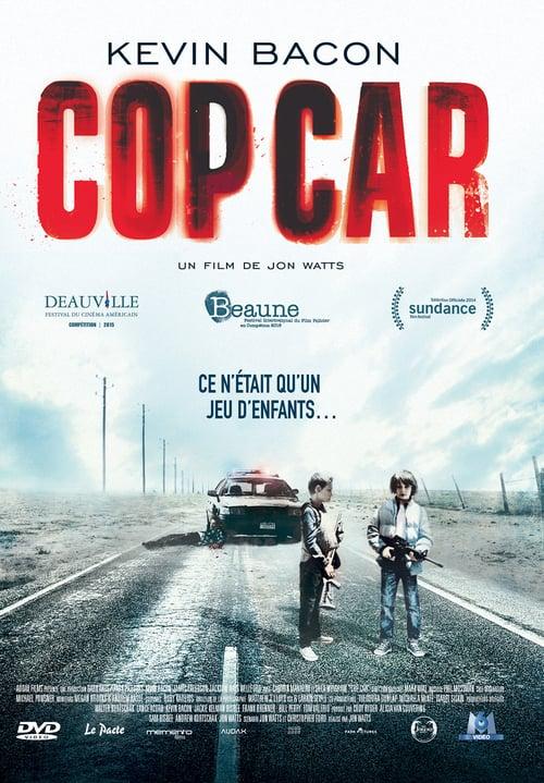 ดูหนังออนไลน์ฟรี Cop Car (2015) ค็อป คาร์ ล่าไม่เลี้ยง