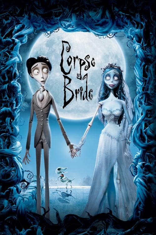 ดูหนังออนไลน์ฟรี Corpse Bride (2005) เจ้าสาวศพสวย