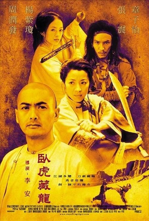 ดูหนังออนไลน์ฟรี Crouching Tiger Hidden Dragon (2000) พยัคฆ์ระห่ำ มังกรผยองโลก