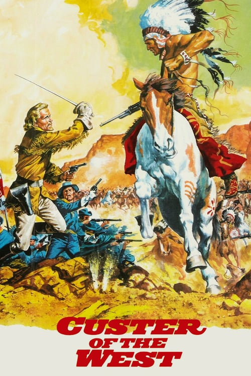ดูหนังออนไลน์ฟรี Custer of The West (1967) คัสเตอร์ขุนพลประจันบาญ