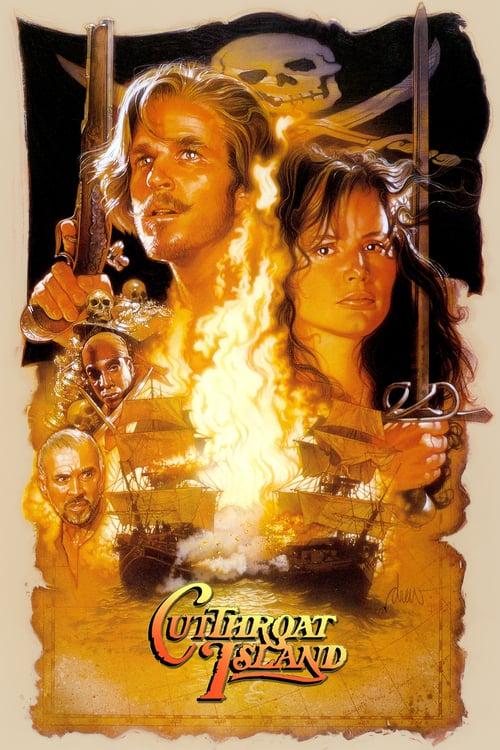 ดูหนังออนไลน์ฟรี Cutthroat Island (1995) ผ่าขุมทรัพย์ ทะเลโหด