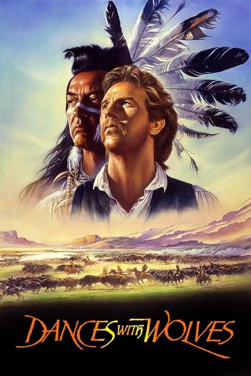 ดูหนังออนไลน์ฟรี Dances With Wolves (1990) จอมคนแห่งโลกที่ 5