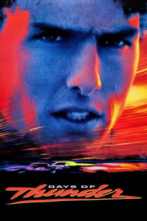 ดูหนังออนไลน์ฟรี Days of Thunder (1990) ซิ่งสายฟ้า