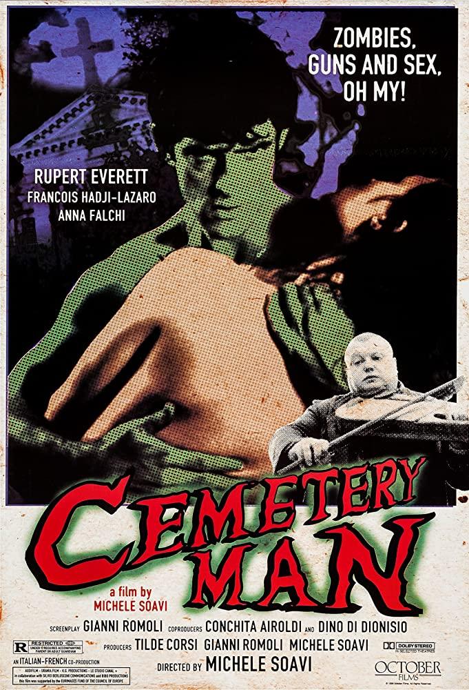 ดูหนังออนไลน์ฟรี Dellamorte Dellamore (Cemetery Man) (1994)