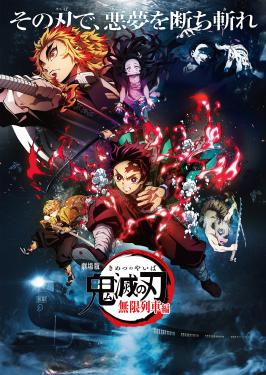 ดูหนังออนไลน์ฟรี Demon Slayer Kimetsu no Yaiba the Movie Mugen Train (2020) ดาบพิฆาตอสูร เดอะมูฟวี่ ศึกรถไฟสู่นิรันดร์