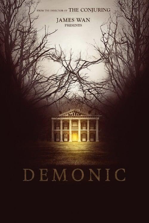 ดูหนังออนไลน์ฟรี Demonic (2015) บ้านกระตุกผี