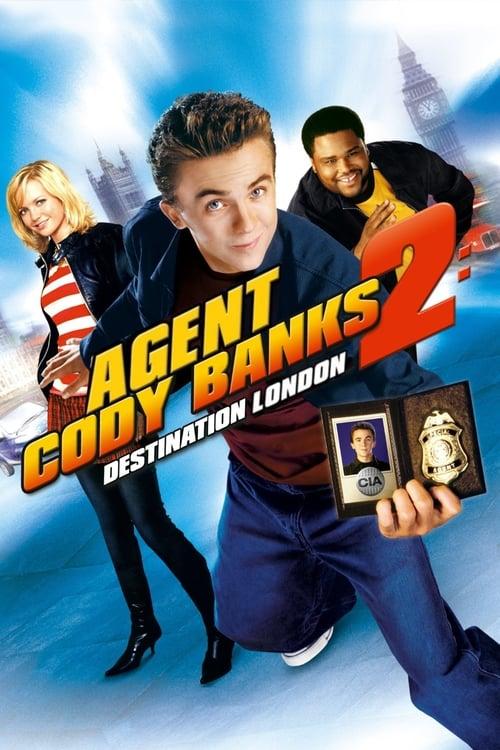 ดูหนังออนไลน์ฟรี Agent Cody Banks 2: Destination London (2004) เอเย่นต์โคดี้แบงค์ พยัคฆ์จ๊าบมือใหม่