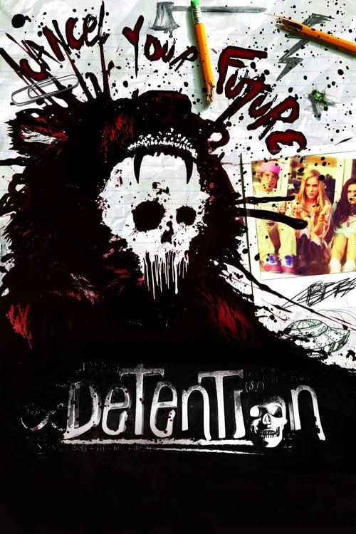 ดูหนังออนไลน์ฟรี Detention (2011) เกรียนซ่าส์ ฆ่าให้เกลี้ยง