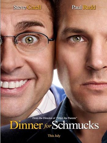 ดูหนังออนไลน์ฟรี Dinner For Schmucks (2010) ปาร์ตี้นี้มีแต่เพี้ยน
